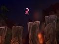 《遗落文字:超出页面》游戏截图-4小图