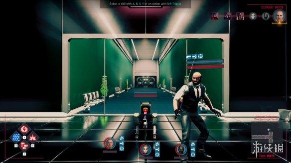 《集团451》游戏截图