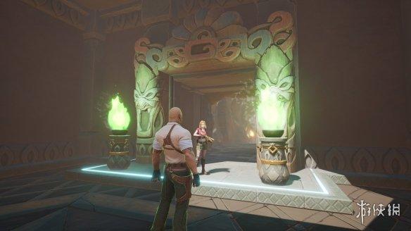 《勇敢者的游戏:游戏版》游戏截图