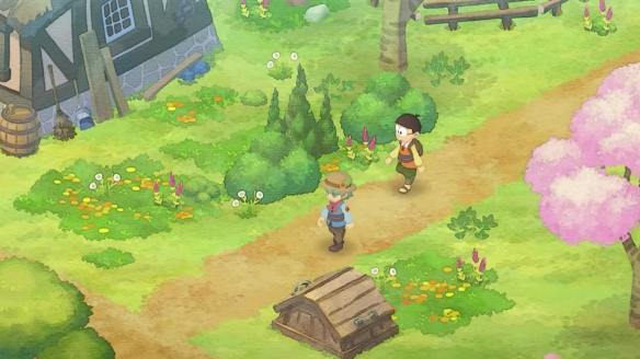 《哆啦A梦:牧场物语》游戏截图-2