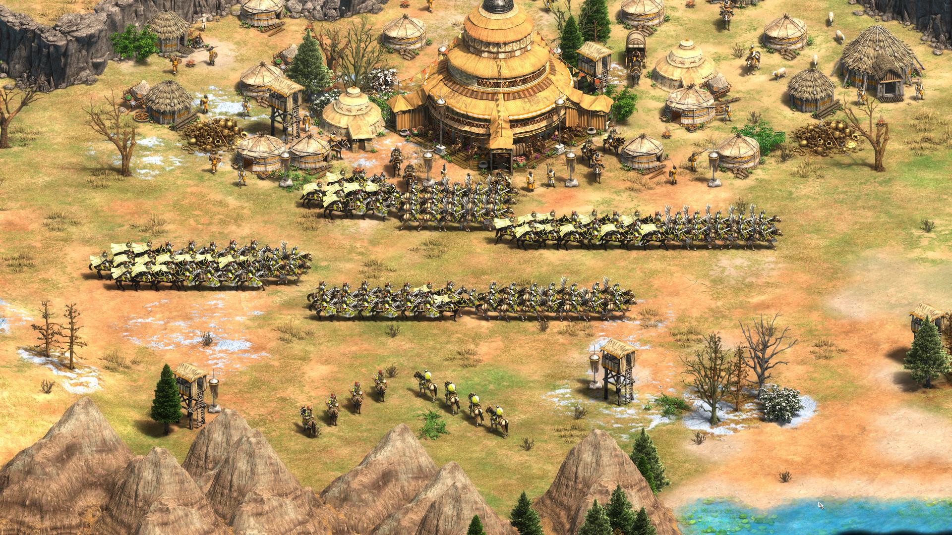 帝国时代2:决定版/终极版/20周年纪念版/Age of Empires II: Definitive Edition