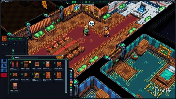 《星际漫游者》游戏截图