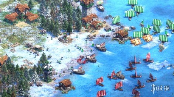 《帝国时代2:终极版》游戏截图2