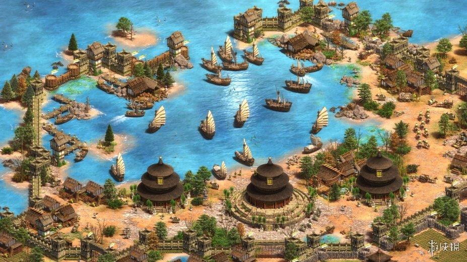 《帝國時代2:終極版》游戲截圖