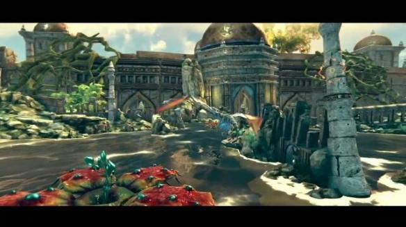《铁甲飞龙重制版》游戏截图