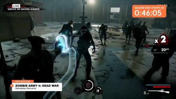 《僵尸部队》系列续作《僵尸部队4死亡战争》专题上线