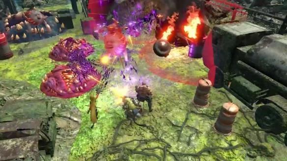 第三人称视角动作射击游戏《魂斗罗流氓军团》专题上线