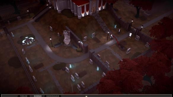 《魔鬼在我们之中》游戏截图