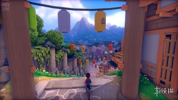 《阿里和季节的秘密》游戏截图