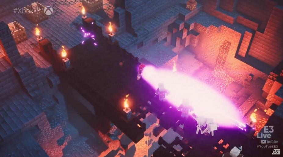 《我的世界地下城》游戲截圖