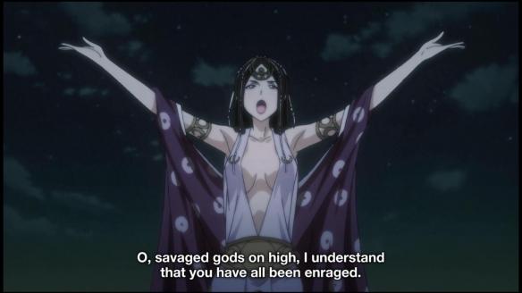 《神之战:日本神话大战》游戏截图