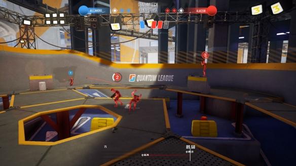 《量子联盟》游戏截图