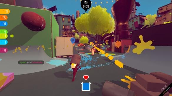 《汤人作战》游戏截图