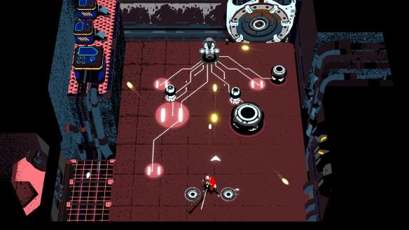 《井中生物》游戏截图