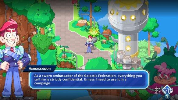 《宇宙公民》游戏截图