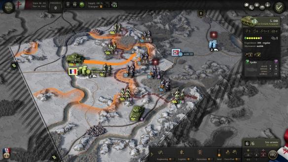 《统一指挥2》游戏截图