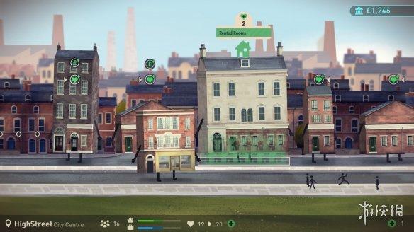 《建筑也有感情》游戏截图