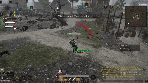 《征服者之刃》游戏截图-2