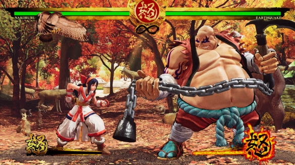 《侍魂:晓》游戏截图-2