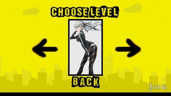 《赛博朋克女孩2077》游戏截图