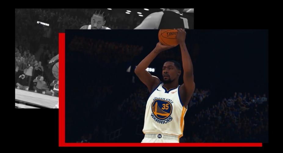 《NBA 2K20》游戲截圖