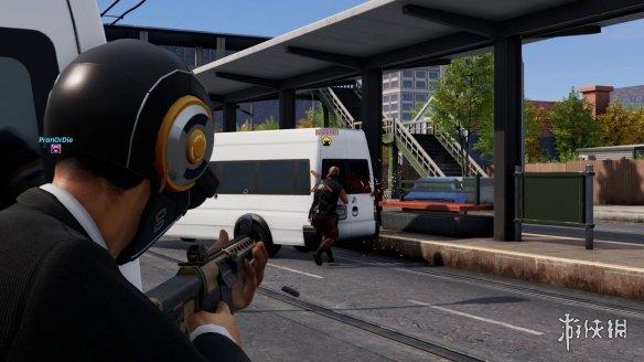 《Rogue Heist》游戏截图
