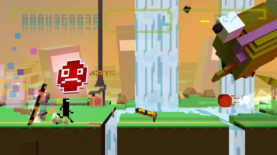 《節奏奔跑者》游戲截圖