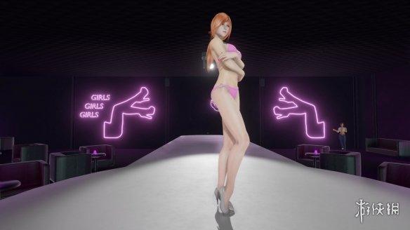 《热舞女郎》游戏截图