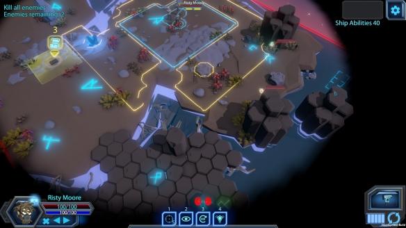 《银河战队》游戏截图