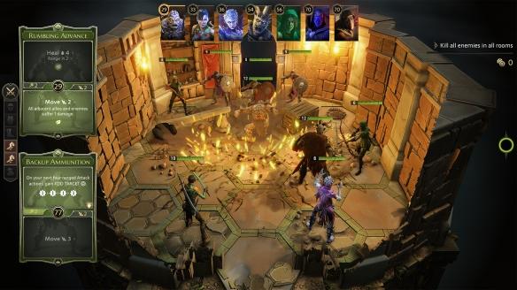 《幽港迷城》游戏截图2
