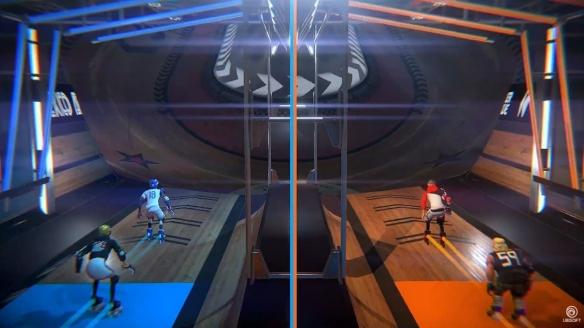 《冠军冲刺》游戏截图