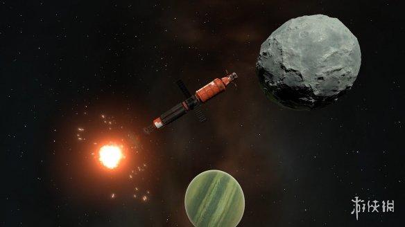 《坎巴拉太空计划2》游戏截图