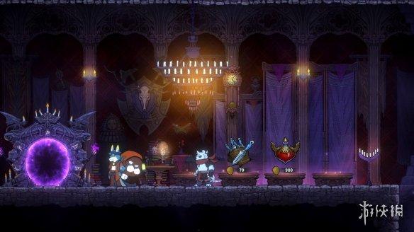 《形骸骑士》游戏截图