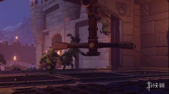 《兽人必须死3》游戏截图