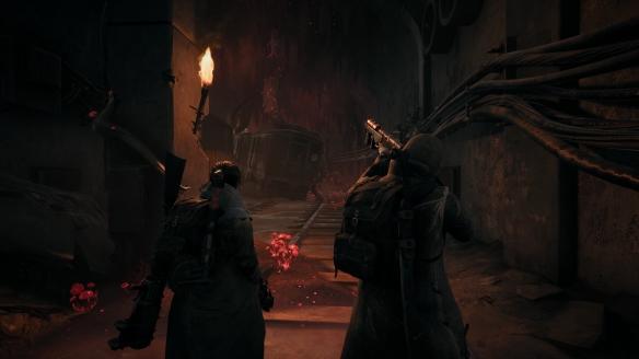 《遗迹:灰烬重生》游戏截图-2