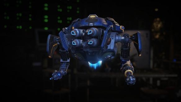 《战争机器5》游戏截图-2