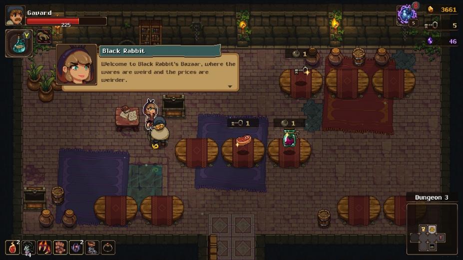 《地下礦工》游戲截圖