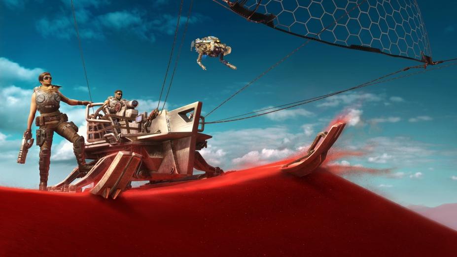 《戰爭機器5》游戲截圖-3