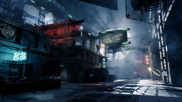 《幽灵行者》游戏截图