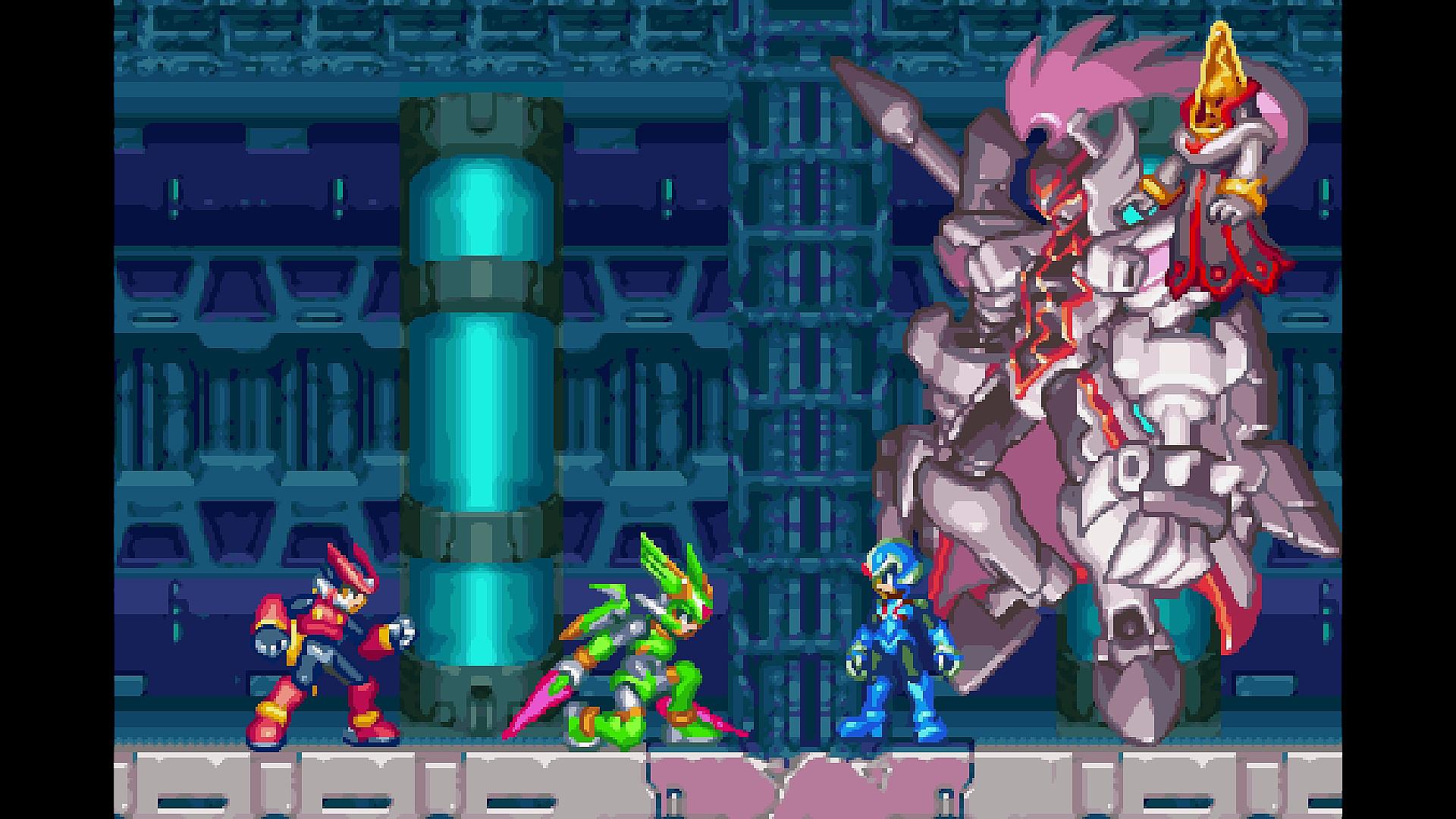 洛克人Zero/ZX遗产合集/Mega Man Zero/ZX Legacy Collection插图1