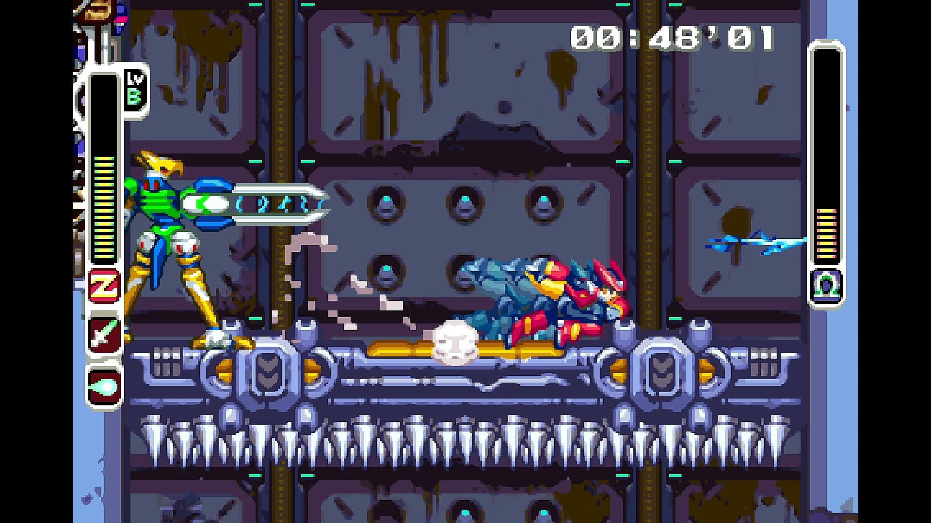 洛克人Zero/ZX遗产合集/Mega Man Zero/ZX Legacy Collection插图7