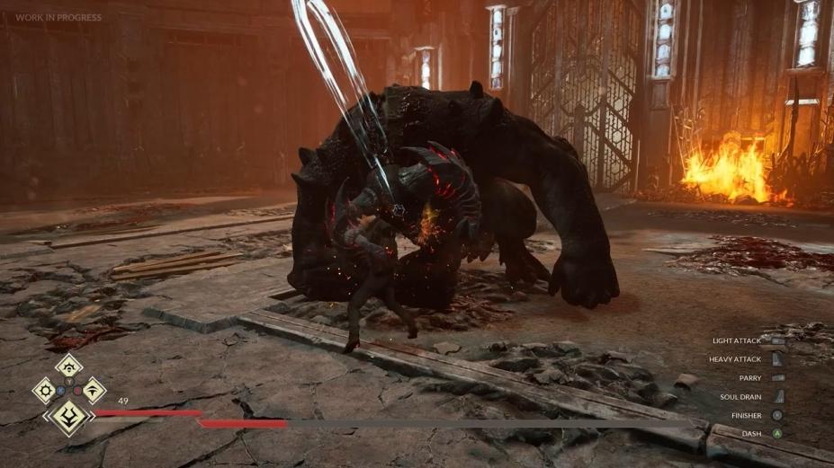 《惡魔獵殺》游戲截圖-3