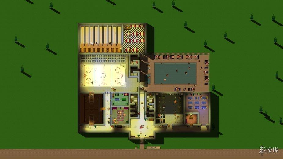 娱乐中心大亨(Rec Center Tycoon)下载_娱乐中心大亨 免安装绿色版截图