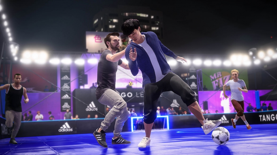 《FIFA 20》游戲截圖