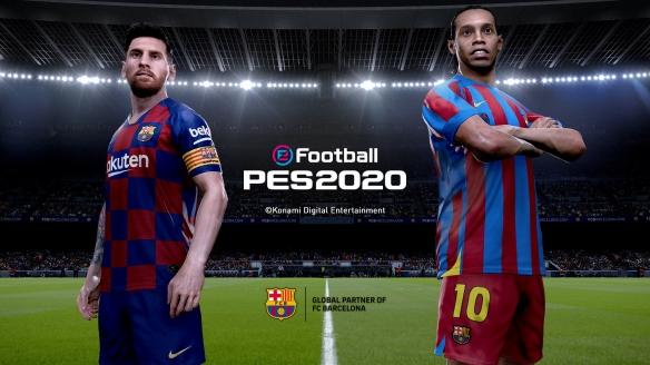 《实况足球2020》游戏壁纸10-1