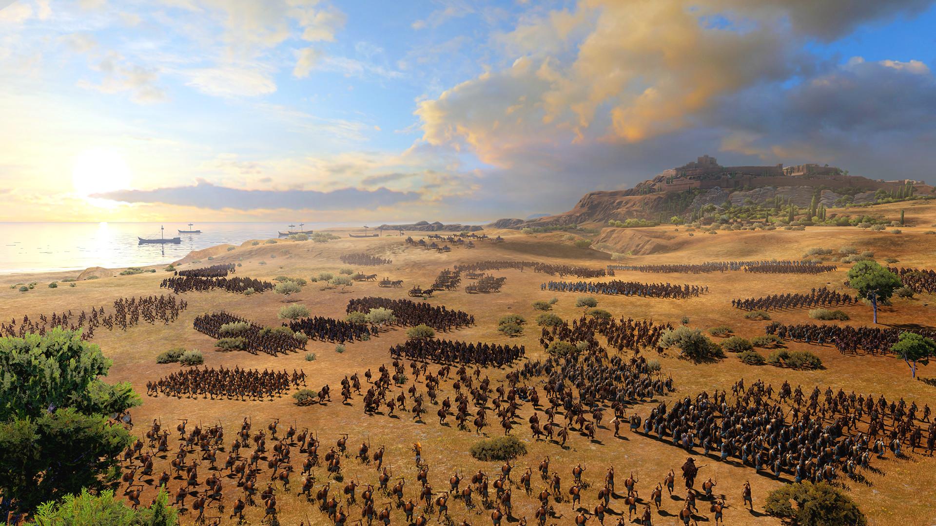 全面战争传奇:特洛伊/Total War Saga: TROY
