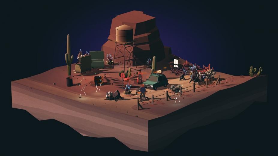 《末日之旅》游戲截圖