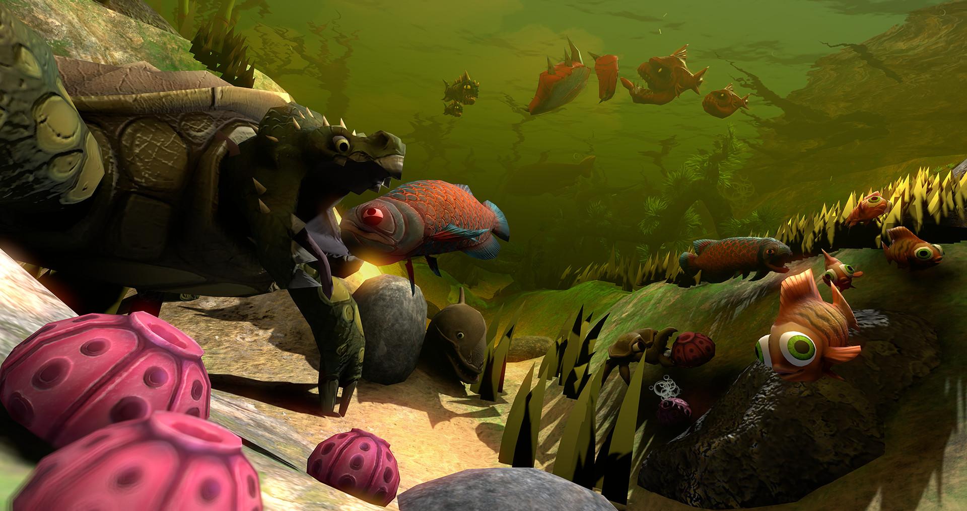 海底大猎杀/Feed and Grow: Fish