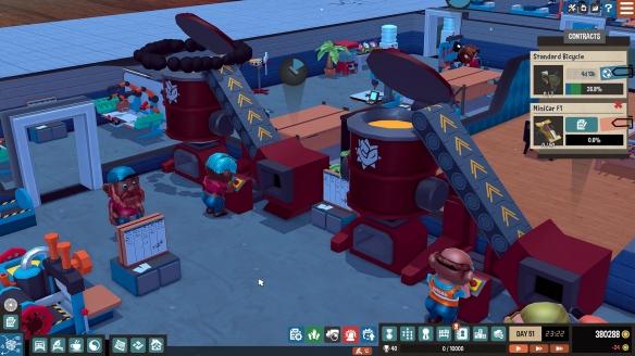 《小小大车间》游戏截图