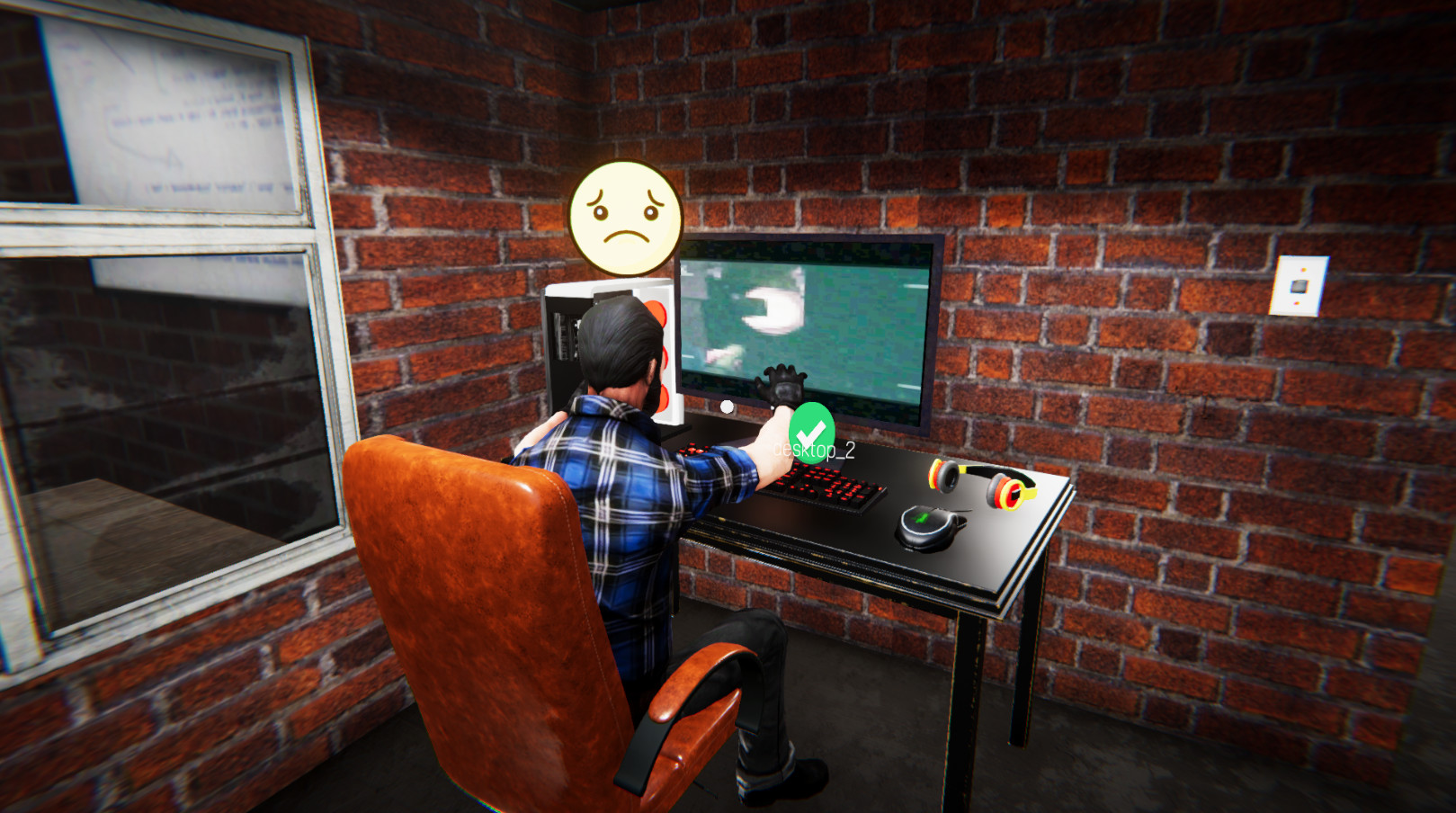 网吧模拟器/网咖模拟器/Internet Cafe Simulator插图1